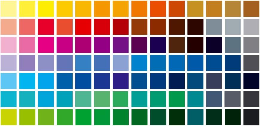چاپ کاتالوگ با رنگ اختصاصی