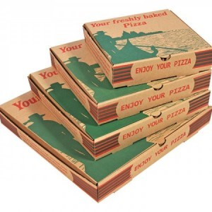 طراحی و چاپ جعبه پیتزا