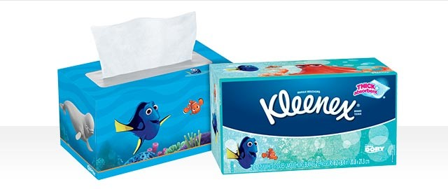 جعبه دستمال کاغذی اختصاصی