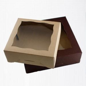 طراحی جعبه پنجره دار