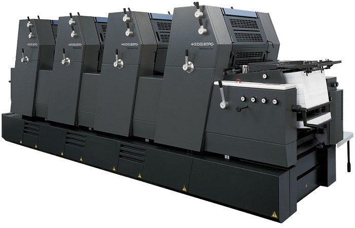 دستگاه چاپ افست