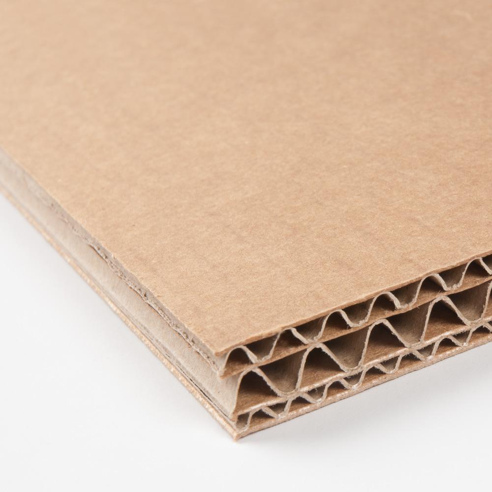 طراحی و چاپ کارتن سه لایه