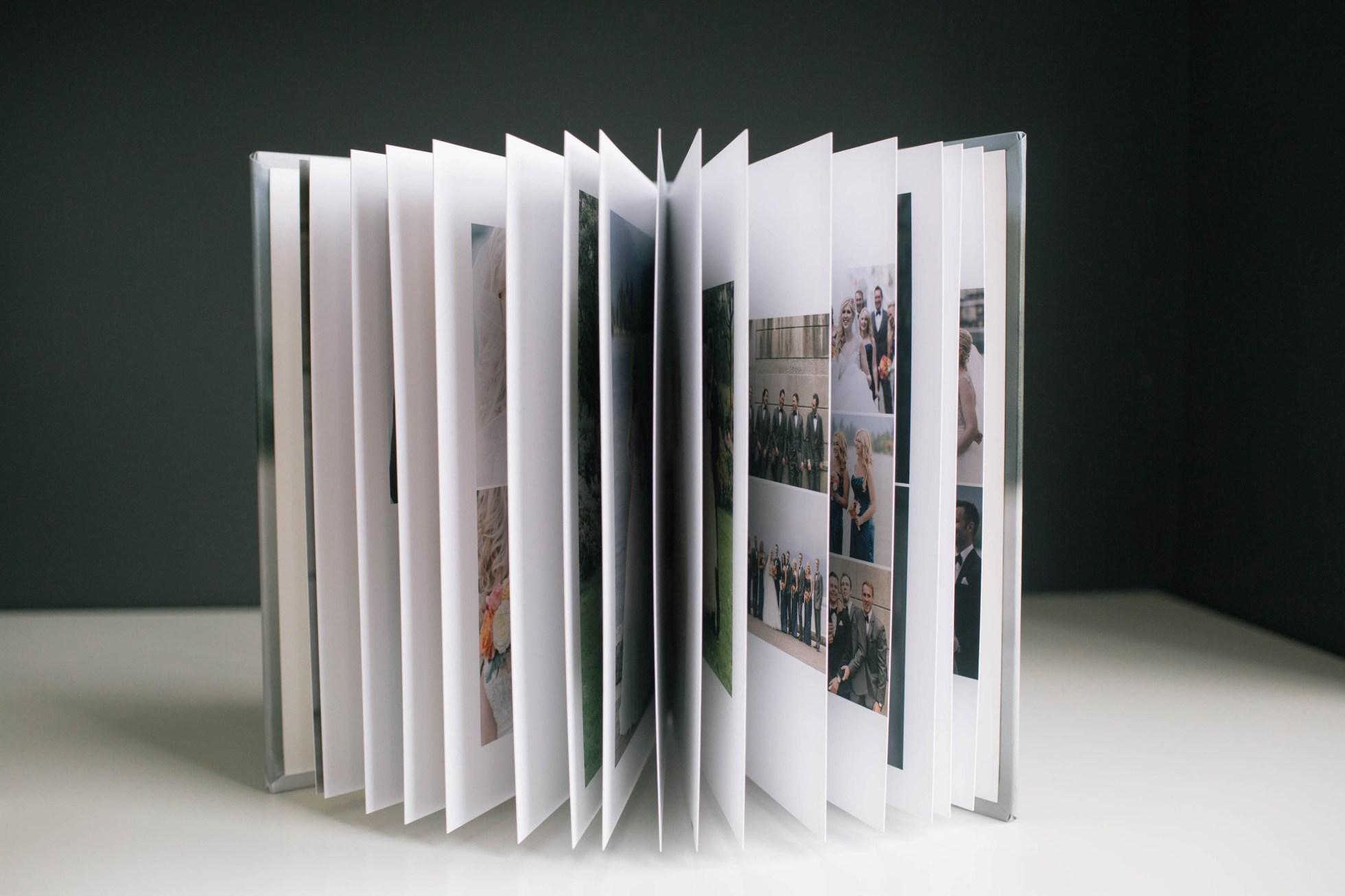 چاپ دیجیتال آلبوم عکس