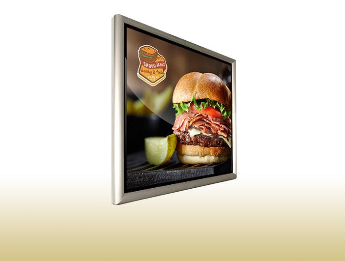 تابلو لایت باکس منو رستوران - اس ام دی (SMD )