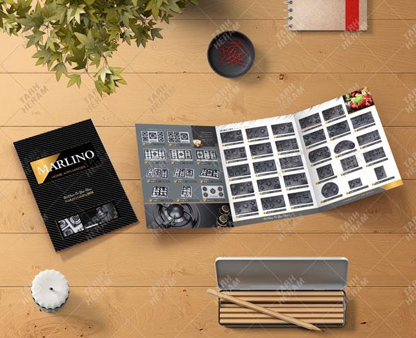 طراحی و چاپ بروشور نمایشگاهی