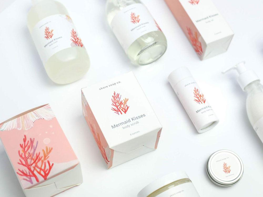 چاپ جعبه های لوازم آرایشی بهداشتی