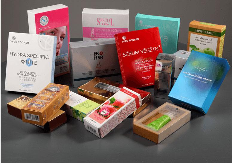 طراحی و چاپ جعبه لوازم آرایش