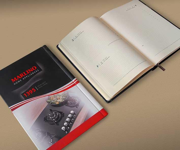هدف از طراحی گرافیکی یک سالنامه و تقویم