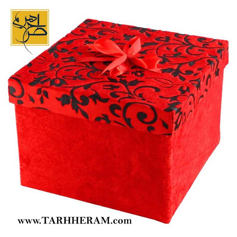 طراحی و تولید جعبه کادویی