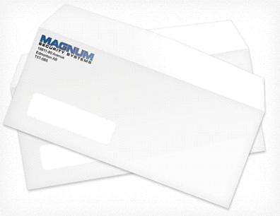 چاپ و طراحی پاکت نامه