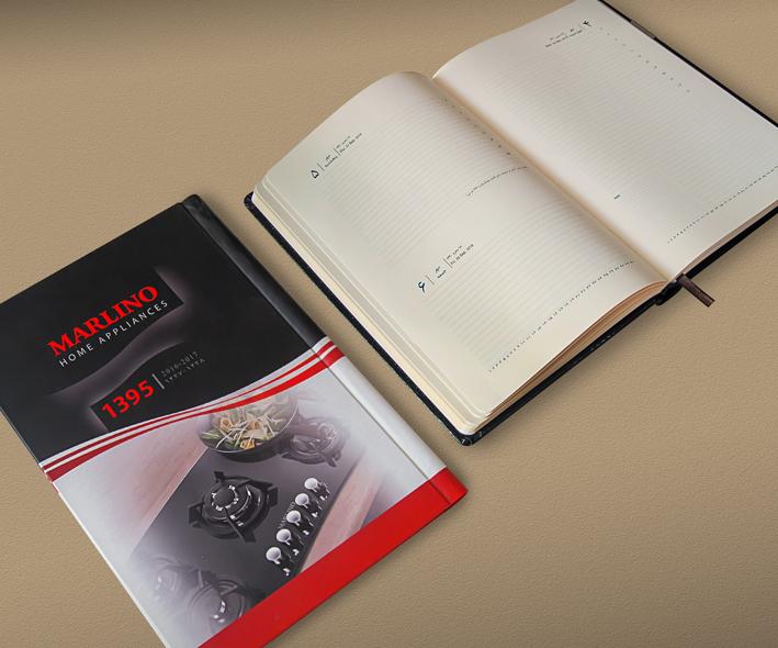 طراحی و چاپ سررسید اختصاصی یک روز در صفحه
