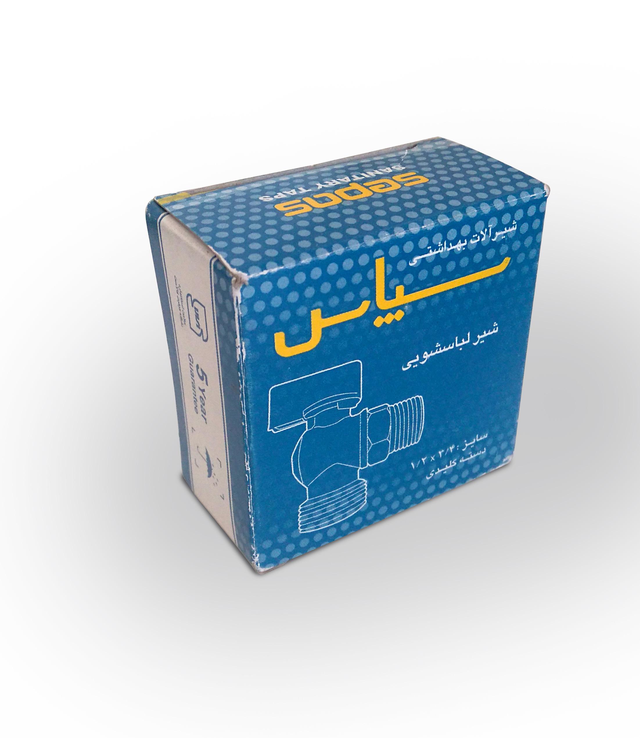 چاپ و تولید جعبه ی لوازم یدکی
