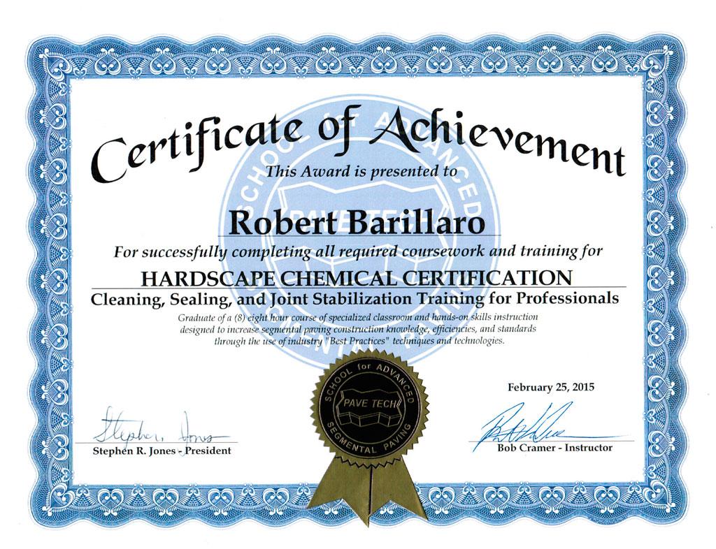 چاپ دیجیتال گواهینامه های تخصصی