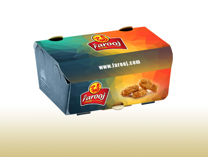 Exclusive food bag