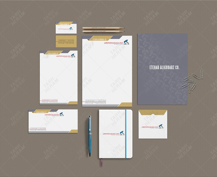 Digital Printing of Letterheads on Writing Paper