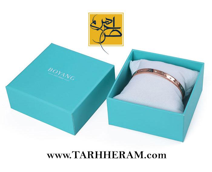 طراحی و تولید جعبه جواهرات