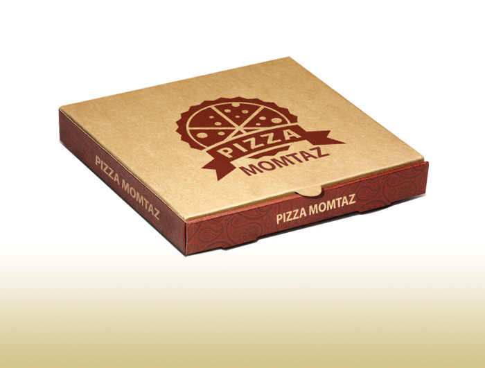 جعبه پیتزا 1 لایه  |  TF - 1024