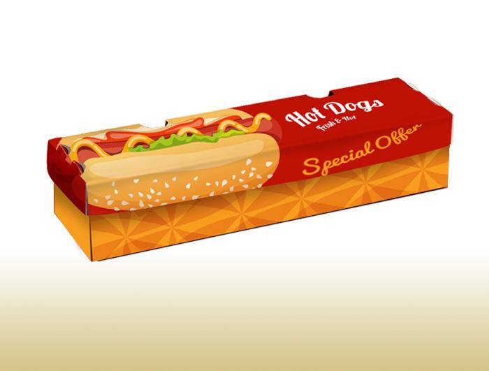 جعبه بیرون بر ساندویچ مدل سفره ای  |  TF - 1034