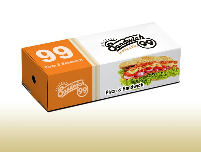 جعبه بیرون بر ساندویچ مدل کشویی  |  TF - 1037