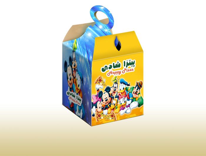 جعبه قفل دار مخصوص کودکان  |  TF - 1050