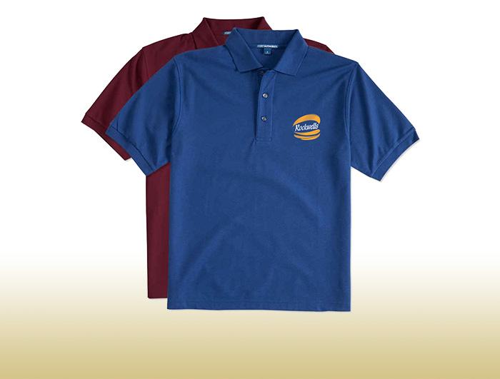 تی شرت با لوگو اختصاصی  |  TF - 1091