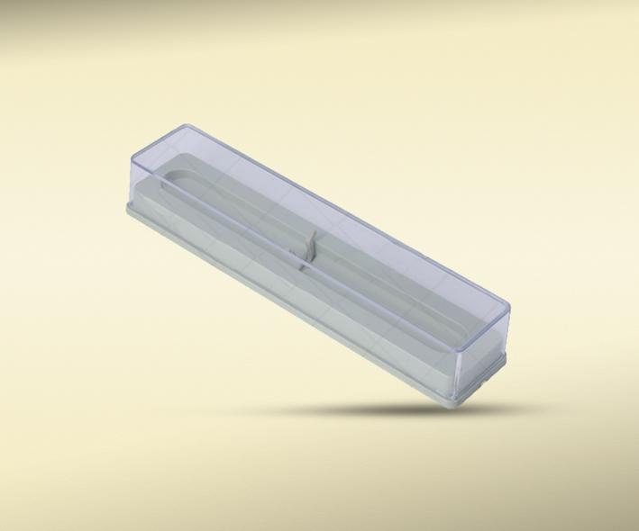جعبه خودکار فلزی | کد F116